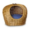 <strong>Snoozer Pet Products</strong> Wicker Cat Basket and Bed