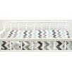 My Baby Sam Chevron Baby Changing Pad Cover