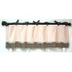 Mad About Plaid Cotton Curtain Curtain Valance