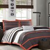 Mi-Zone Ashton Comforter Set in Brown