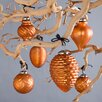 <strong>Wildon Home ®</strong> Fiona 6 Piece Ornament Set