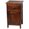 <strong>Wildon Home ®</strong> 1 Drawer Nightstand