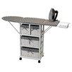 Corner II LTD Nordic Sunrise Ironing Board Station with Storage