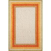 <strong>Liora Manne</strong> Newport Gypsy Multi Border Indoor/Outdoor Rug