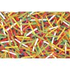 Liora Manne Visions III Pick Up Sticks Jewel Pillow Cushion