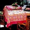 Couleur Nature Fleurs des Indes Dining Linens Set