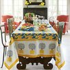 Lemon Tree Tablecloth