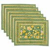<strong>Couleur Nature</strong> Fruit Placemat (Set of 6)