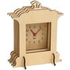 WOLF Jigsaw Grand Mantel Clock