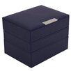 WOLF Stackables 3 Piece Mini Jewelry Box