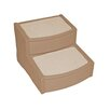 <strong>Easy Steps II Extra Wide 2 Step Pet Stair</strong> by Pet Gear