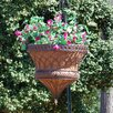 <strong>Griffith Creek Designs</strong> Victorian Parasol Round Hanging Planter