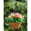 Griffith Creek Designs Nelumbo Lotus Round Hanging Planter