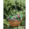 <strong>Griffith Creek Designs</strong> Victorian Queen Anne Round Hanging Planter