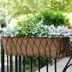 <strong>Griffith Creek Designs</strong> Nelumbo Rectangular Window Box Planter