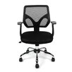 Merax Mesh Office Task Chair with Arms