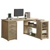 Monarch Specialties Inc. Corner L-Shaped Writing Desk