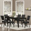 <strong>7 Piece Dining Set</strong> by Monarch Specialties Inc.