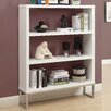 "<strong>Hollow-Core 60"" Bookcase</strong> by Monarch Specialties Inc."
