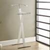 <strong>Monarch Specialties Inc.</strong> Chrome Metal Bedroom Valet Stand