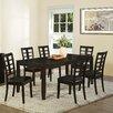 Monarch Specialties Inc. 7 Piece Dining Set