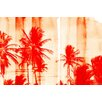 Parvez Taj Dende Coast - Art Print on Premium Canvas