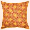 <strong>Creative Home</strong> Sun Swirl Knife Edge Pillow (Set of 2)