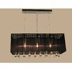 Warehouse of Tiffany Bough 3 Light Crystal Chandelier