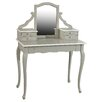 A&B Home Group, Inc Desk Vanity with Mirror