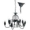 A&B Home Group, Inc 10 Light Chandelier