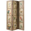 """A&B Home Group, Inc 71"""" x 53"""" 3 Panel Room Divider"""