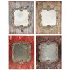 A&B Home Group, Inc Wall Mirror (Set of 4)
