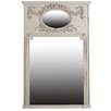 A&B Home Group, Inc Oval Top with Rectangular Mirror