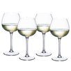 Villeroy & Boch Purismo Soft and Rounded White Wine Glass (Set of 4)