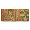 TAG Masala Stripe Estate Coir Mat