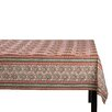 TAG Masala Block Print Tablecloth