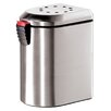 <strong>OGGI CORPORATION</strong> Stainless Steel Deluxe Countertop Compost Pail