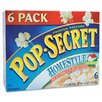 Diamond Foods, Inc. Pop Secret Microwave Popcorn, Homestyl, 6 Bags/Box