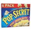 Diamond Foods, Inc. Pop Secret Microwave Popcorn, 6 Bags/Box
