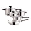 <strong>Miranda 8 Piece Cookware Set</strong> by Domestic by Maser