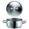 <strong>Professional I Stainless Steel Casserole with Lid</strong> by Domestic by Maser