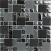 Epoch Architectural Surfaces New Haleakala Random Sized Glass Gloss Mosaic Tile