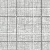 """Epoch Architectural Surfaces Chihuahua 2"""" x 2"""" Porcelain Unpolished Mosaic Tile in Charcoal"""