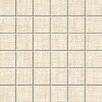 "Epoch Architectural Surfaces Chihuahua 2"" x 2"" Porcelain Unpolished Mosaic Tile in Haystack"