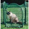 <strong>T-Connect Outdoor Pet Playpen</strong> by Kittywalk Systems