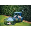 Kittywalk Systems The Carnival™ Outdoor Pet Playpen