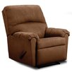 Simmons Upholstery Flat Suede Rocker Recliner