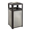 Safco Products Company Evos™ Series Steel Waste Receptacle