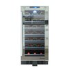 Vinotemp 33 Bottle Wine Refrigerator