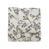 DwellStudio Aviary Citrine Duvet Cover